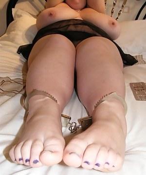 Big Tits Foot Fetish Porn Pictures